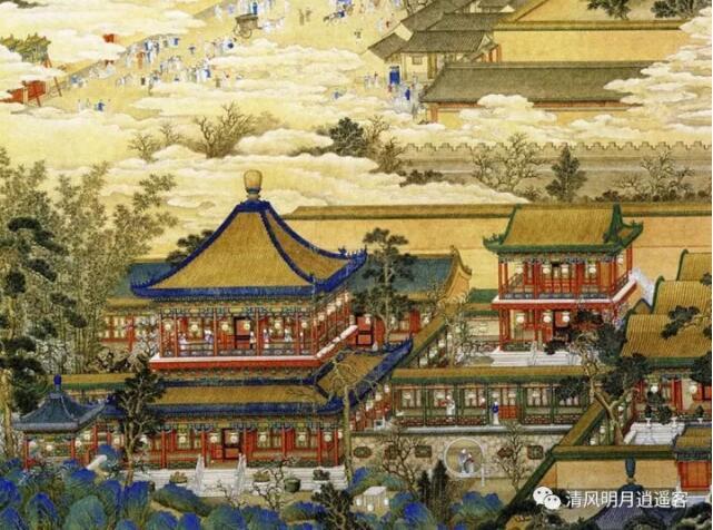 神秘的紫禁城建福宫