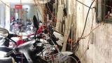 电动自行车违规充电停放消防隐患大