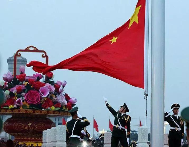 金沙国际:再见,武警天安门国旗护卫队!