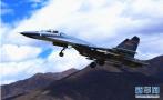 空军实训画面超震撼