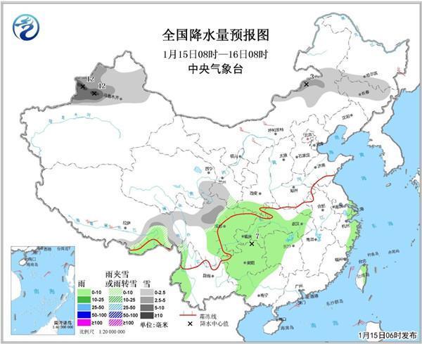 全国回暖华南重返20℃ 华北黄淮霾持续