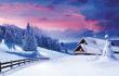 飞雪飘思小兴安 林海雪原惹人爱