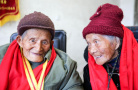 百岁抗战老兵的爱情