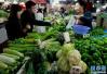 济南半个月部分蔬菜价格涨了两三成 春节前恐怕还会涨