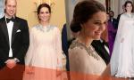 凯特王妃怀孕7月还能如此优雅迷人!