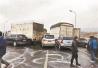 云南昆楚高速结冰致53车相撞 4人从隔离带空隙中坠亡