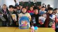 京东定向捐赠河南两小学!50新年愿望送到家