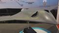 中国外销隐身无人机现身新加坡航展 外媒:由民企制造
