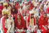 印度频发抢新郎事件:新娘给不起嫁妆持枪逼新郎结婚