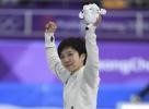 女子速滑500米小平奈緒奪冠 于靜名列第九