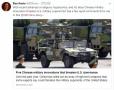 """外媒:中国""""最惹眼""""的五大军事创新威胁美国优势"""