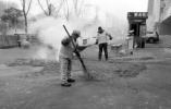 沈阳春节鞭炮垃圾同比减5成 生活垃圾同比减少1200吨
