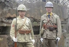 穿日军制服玷污英烈