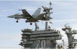 外媒关注美航母先访菲越再与日本军演:意在威慑中国