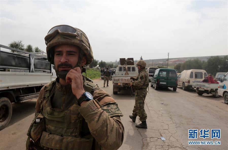 土耳其士兵
