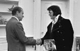 猫王遇上尼克松:照片背后的离奇往事