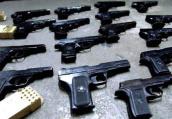徐州特大网络贩枪案:63人被抓 中间商多达数十人
