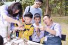 """世界地球日推动自然教育,""""绿马甲文明公益行动""""杭州启动"""