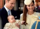 来看看英国小公主小王子的成长组图
