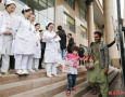 25名阿富汗先心病患儿全部康复回国:中国给了他们第二次生命!