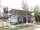 """哈尔滨16座公厕率先""""变脸"""" 与街路、绿地景色融为一体"""