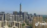 突破305米!济南第一高楼换了