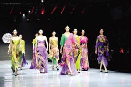 2018中国(河南)大学生时装周启幕