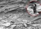 火星上发现的怪异物体