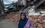 【组图】探访印尼龙目岛地震灾区