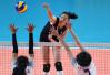 中国女排抵达日本 正式开启世锦赛之旅