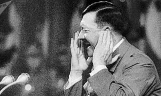 美中情局解密:希特勒有施虐受虐倾向 还是一名双性恋者