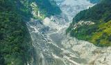 雅鲁藏布江山体滑坡形成堰塞湖 西藏启动防汛Ⅲ级应急响应