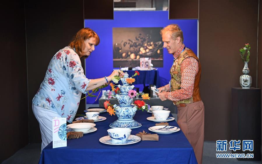 2018中国景德镇国际陶瓷博览会开幕 3000多名客商参会