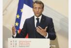 """馬克龍""""花錢""""緩危機 半數法國人支援"""