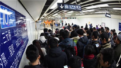 北京地铁推出电子定期票 有效期内不限次乘坐