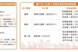 郑州市民买二手房被中介收取贷款服务费 究竟入谁腰包