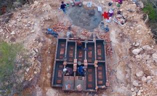福州沿海:密林深处、水库旁边,大片豪华活人墓偷偷建造……