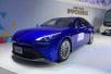 既后驱也豪华 丰田Mirai氢燃料车正式亮相