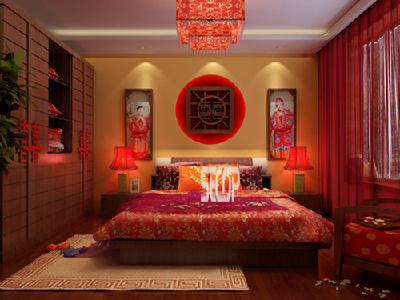 女生房間臥室設計圖 夫妻