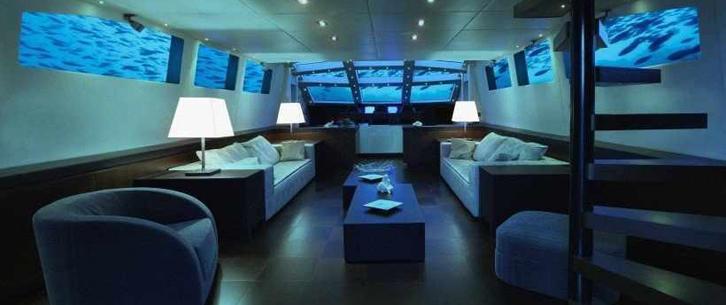 盘点世界豪华水上酒店:带你置身海底世界