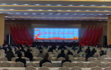 濮阳市华龙区委书记蔡洪峰主持召开区委农村工作会议