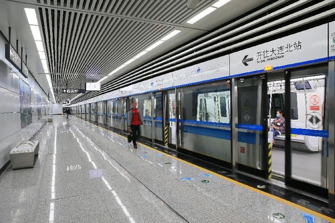 大连地铁线路规划 快轨3号线将与地铁5号线实现换乘图片