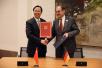 中德两国农业部长就深化农业合作交换意见