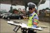 五一假期多地引用无人机进行违章抓拍 成效显著