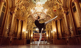 芭蕾舞者的美丽与艰辛 足部变形(图)