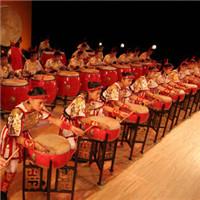 山西绛州鼓乐艺术团
