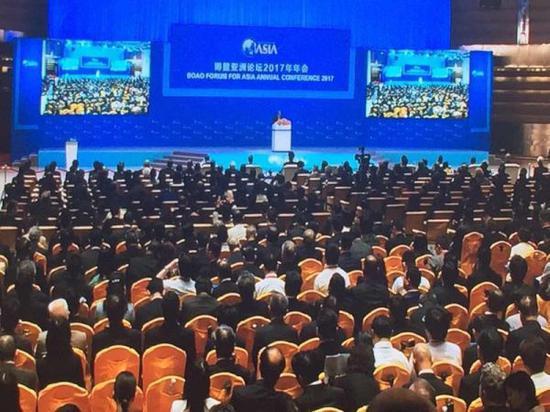 海南:圆满完成博鳌亚洲论坛2017年年会无线电安全保障任务