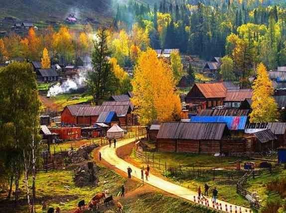 中国十大最原生态村落美似油画