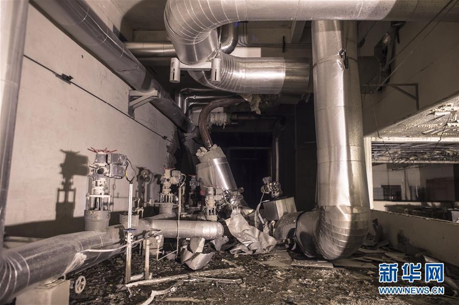 当阳/太惨!湖北热电厂爆炸现场曝光:蒸汽穿墙将人烫死
