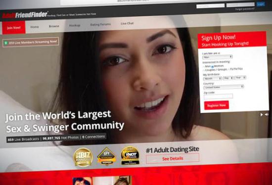 国外成人交友网站被黑 超4.12亿账户信息被泄露